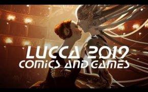 Lucca Comics & Games 2019 - Ci sarò!