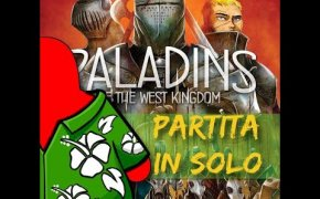 Paladini del regno occidentale - Partita in solo