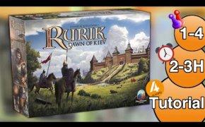 Come si gioca a Rurik: L'alba di Kiev?