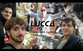 Il nostro LUCCA COMICS 2019