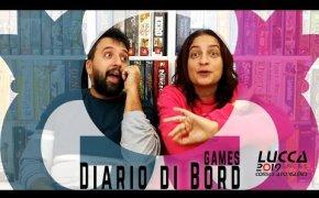 Diario di Bord...Games! Speciale Giochi da Tavolo tra Essen e Lucca ed i nostri bottini! Vlog#31