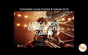 Commento e acquisti Lucca Comics & Games 2019 - Vlog [136]
