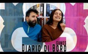 Diario di Bord...Games! 3-8 novembre 11 Giochi da Tavolo giocati Vlog#32