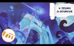 Il tesoro di Atlantide (Libro game per bambini) - Recensioni Minute [264]