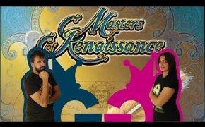 Maestri del Rinascimento, sulle orme di Lorenzo il Magnifico! Partita completa in due giocatori