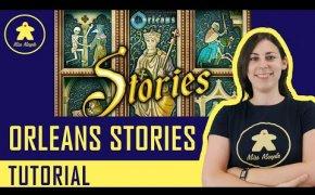 Orléans Stories Tutorial - Gioco da Tavolo - La ludoteca #91