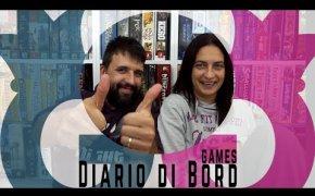 Diario di Bord...Games! 9-14 novembre 9 Giochi da Tavolo giocati Vlog#33