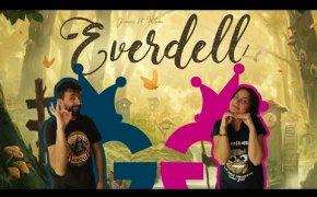 Everdell, alla scoperta del regno nascosto. Partita completa in due giocatori