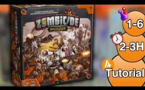 Come si gioca a Zombicide: Invader?
