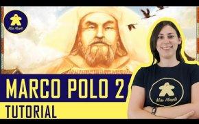Marco Polo 2 Tutorial - Gioco da Tavolo - La ludoteca #92
