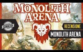 Monolith Arena - Battaglie nell'arena senza dadi