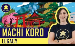 Machi Koro Legacy Tutorial - Gioco da tavolo - La ludoteca #93