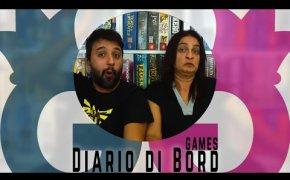 Diario di Bord...Games! 22-28 novembre 12 Giochi da Tavolo giocati Vlog#35
