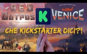 Red Outpost e Venice - Che Kickstarter dici?!