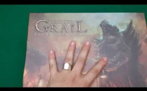 Tainted Grail - Reboxing