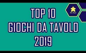 I 10 Migliori Giochi da Tavolo 2019