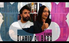Diario di Bord...Games! 29 novembre - 5 dicembre 7 Giochi da Tavolo giocati Vlog#36