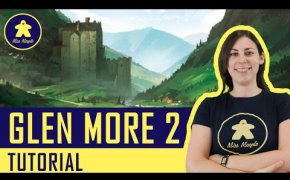 Glen More 2 Chronicles Tutorial - Gioco da tavolo - La ludoteca #94