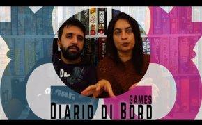 Diario di Bord...Games! 6-12 dicembre 13 Giochi da Tavolo giocati Vlog#37