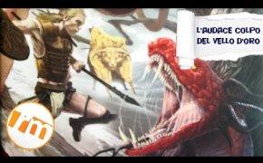 L'audace colpo del Vello d'Oro (Libro Game) - Recensioni Minute [268]