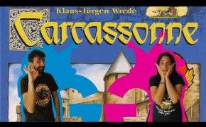 Carcassonne, costruiamo la nostra città! Partita completa al nostro primo gioco da tavolo