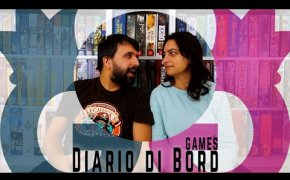 Diario di Bord...Games! 13-19 dicembre 7 Giochi da Tavolo giocati Vlog#38