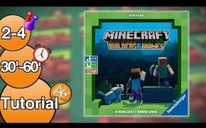 Come si gioca a Minecraft: Builders & Biomes?   Tutorial (ITA)