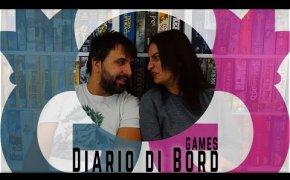 Diario di Bord...Games! 27 dicembre - 3gennaio 14 Giochi da Tavolo giocati Vlog#40