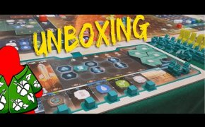On Mars - Unboxing