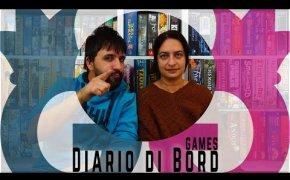 Diario di Bord...Games! 3-9 gennaio 10 Giochi da Tavolo giocati Vlog#41