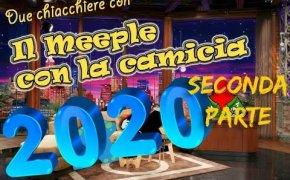 Top 15 Giochi più attesi del 2020 Parte 2 - Due chiacchiere con il Meeple con la Camicia