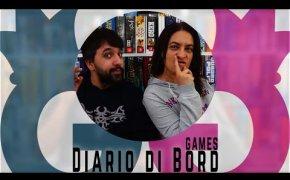 Diario di Bord...Games! 10-16 gennaio 10 Giochi da Tavolo giocati Vlog#42