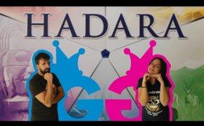 Hadara, sviluppiamo la nostra civiltà. Partita completa con finale da infarto!