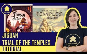 JIGUAN & TRIAL OF THE TEMPLES - EmperorS4 Tutorial - La ludoteca #98