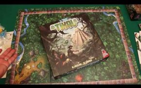 Tikal - Unboxing