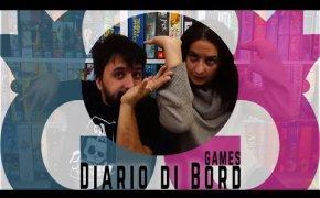 Diario di Bord...Games! 17-23 gennaio 7 Giochi da Tavolo giocati Vlog#43