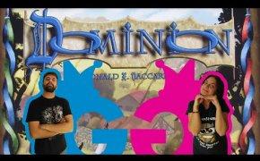 Dominion Nasce un Regno & Intrigo. Partita completa al classico dei deckbuilding