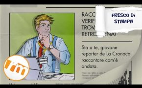 Fresco di stampa (libro game) - Recensioni Minute [274]