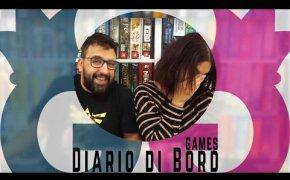 Diario di Bord...Games! 24-31 gennaio 8 Giochi da Tavolo giocati Vlog#44