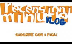 Giocare con papà (incontro a Novara coi Giochi da Tavolo) - Vlog [142]