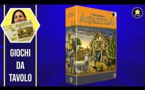 AGRICOLA Tutorial - Gioco da Tavolo - La ludoteca #100