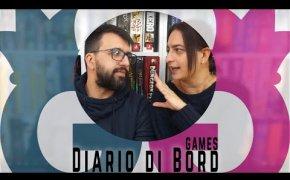 Diario di Bord...Games! 1-6 febbraio 8 Giochi da Tavolo giocati Vlog#45