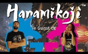 Hanamikoji, sfida per il favore delle Geishe. Partita completa ad un geniale titolo per due.