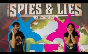 Spies & Lies: Dietro le linee nemiche! Partita completa in anteprima!