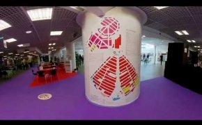Festival International des Jeux (Cannes 2020 Virtual Walk 360°) - Vlog [143]