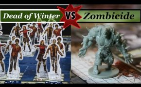 Dead of Winter VS Zombicide
