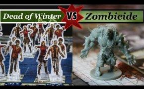 Dead of Winter VS Zombicide