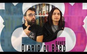 Diario di Bord...Games! 21-27 febbraio 15 Giochi da Tavolo giocati Vlog#48