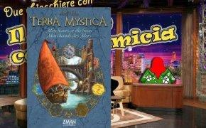 Terra Mystica + Mercanti dei Mari - Due chiacchiere con il Meeple con la Camicia