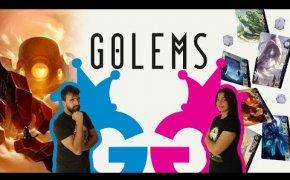 Golems, ora su kickstarter! Partita completa al quinto titolo della Matchbox Collection